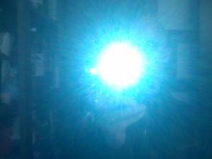 lens flash