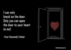 door to heart