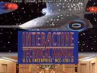 Virtual Tours of Star Trek Enterprise-D