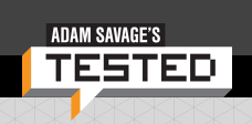 Adam Savage's Nerf Rival Mod